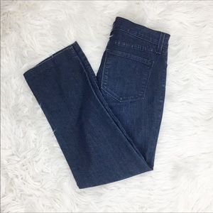 NYDJ NOT YOUR DAUGHTERS JEANS LIFT & TUCK SZ 4